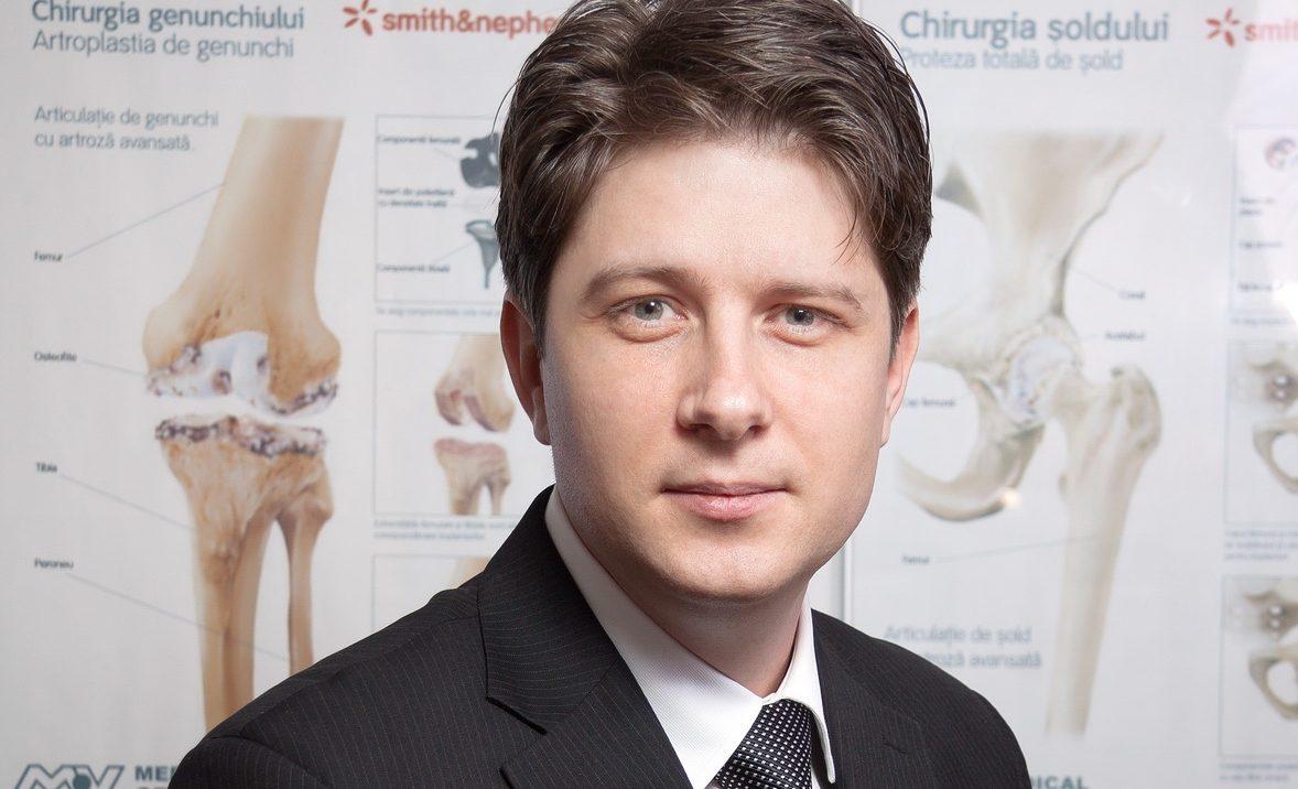 Ortoped Apostolescu Robert